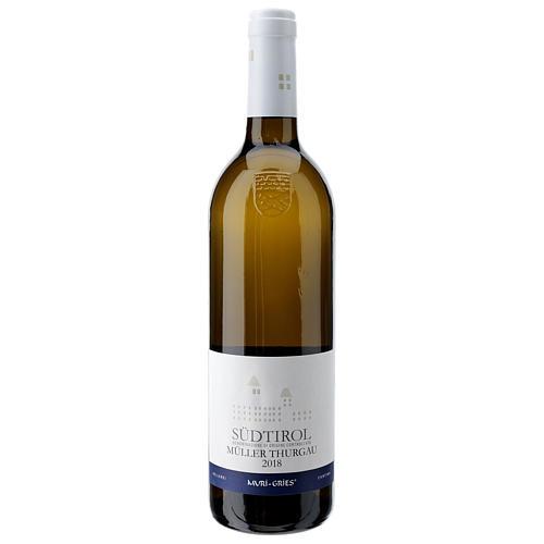 Vino Muller Thurgau DOC 2018 Abadía Muri Gries 750 ml 1