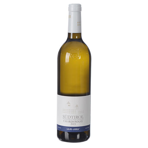Vino Chardonnay DOC 2015 Abbazia Muri Gries 750 ml 1