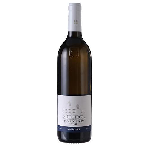 Vino Chardonnay DOC 2020 Abbazia Muri Gries 750 ml 1