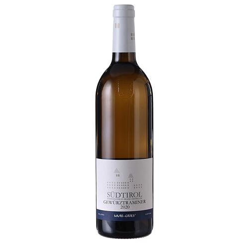 Traminer Aromatico DOC white wine Muri Gries Abbey 2020 1