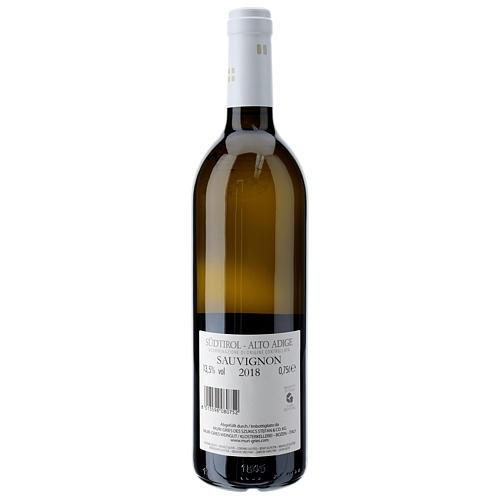 Sauvignon DOC white wine Muri Gries Abbey 2018 2