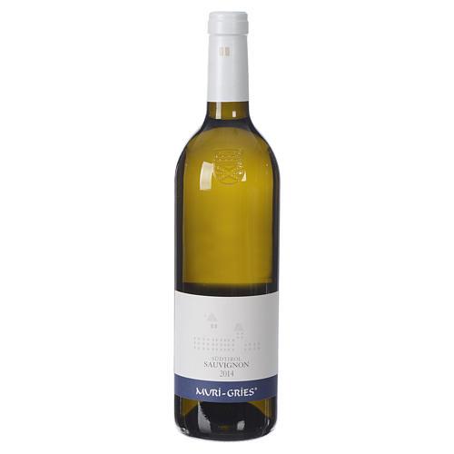 Vino Sauvignon DOC 2014 Abbazia Muri Gries 750 ml 1