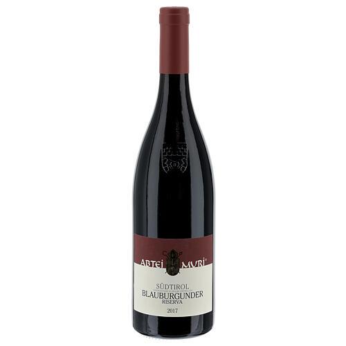 Pinot Nero Riserva DOC red wine Muri Gries Abbey 2017 1