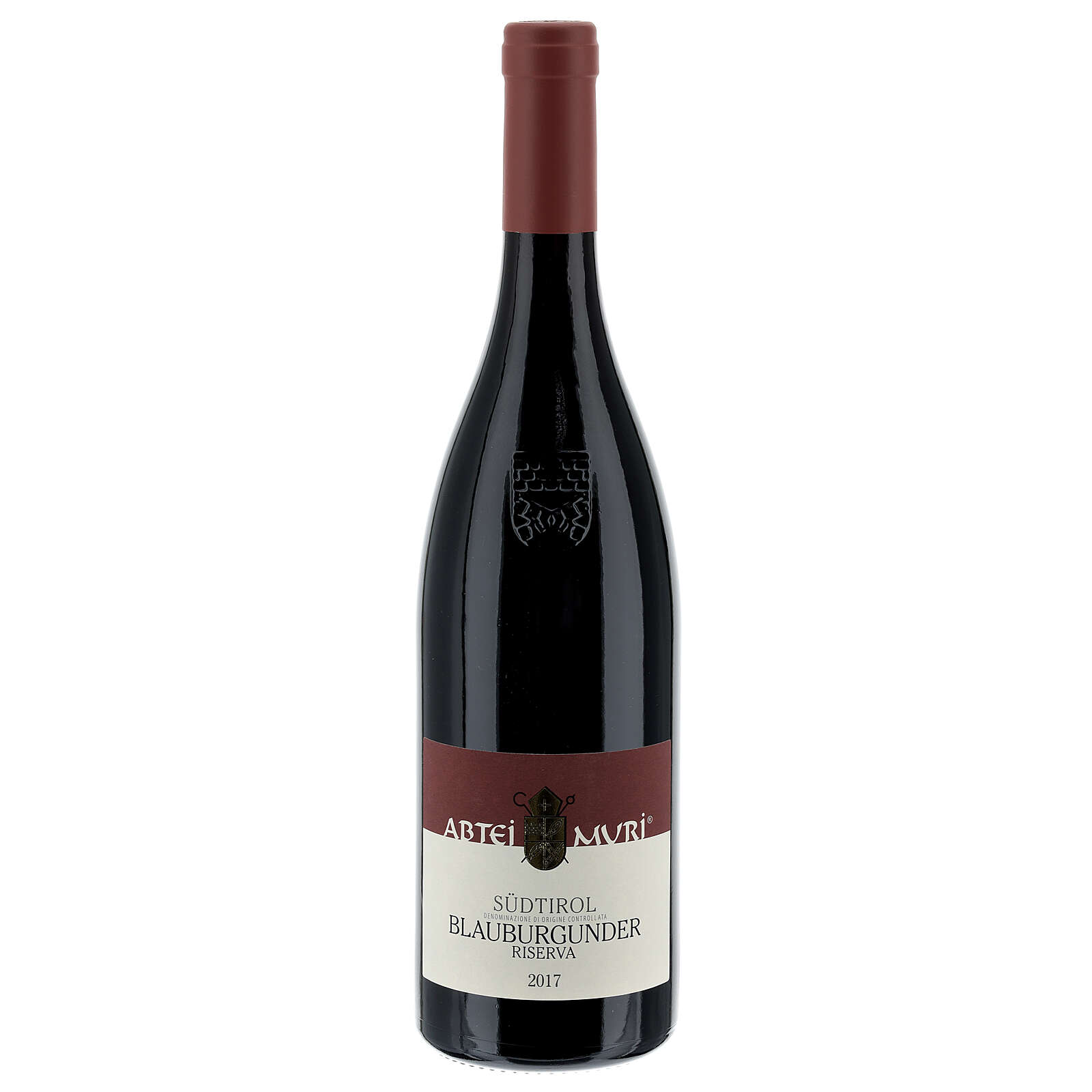 Vinho Pinot Noir Reserva DOC Abadia Muri Gries 2017 3