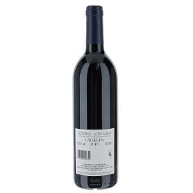 Lagrein DOC 2019 wine of the abbey Muri Gries 750 ml s2