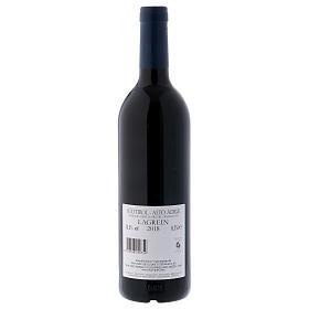 Vino Lagrein DOC 2018 Abadía Muri Gries 750 ml s2