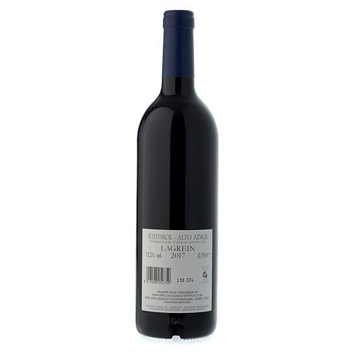 Vino Lagrein  DOC 2016 Abbazia Muri Gries 750 ml 2