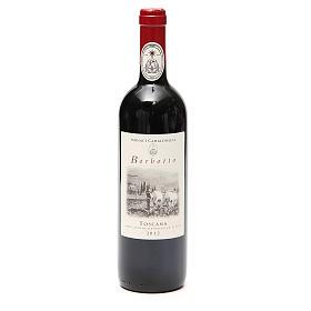 Vino rosso toscano Borbotto 750 ml 2012 s1