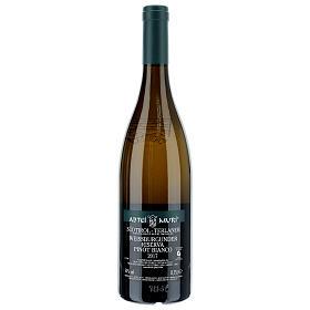 Vino Weiss bianco DOC 2017 Abbazia Muri Gries 750 ml s2