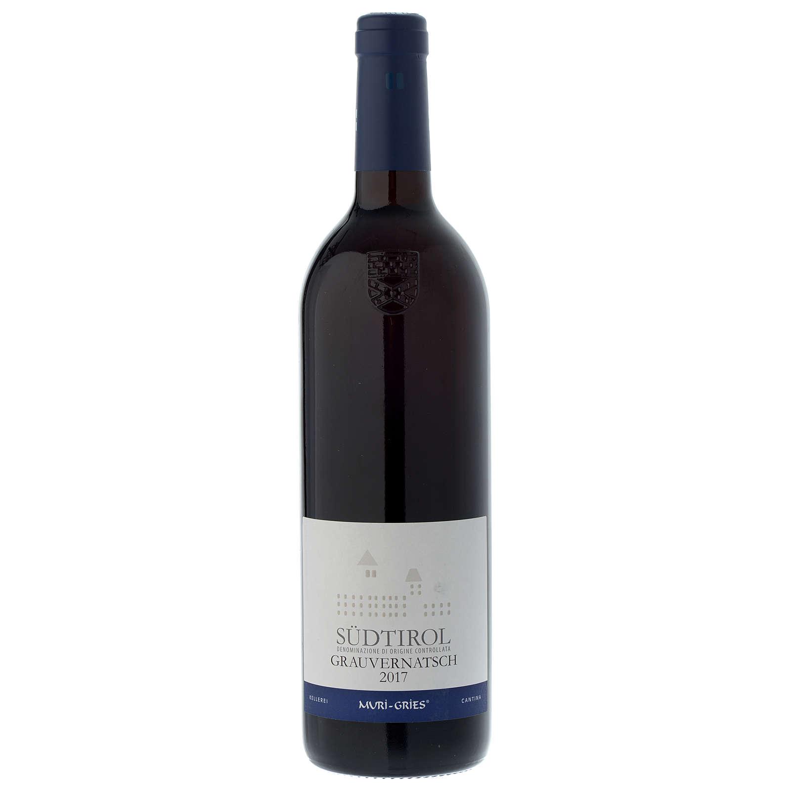 Wino Schiava Grigia DOC 2017 Abbazia Muri Gries 750 ml 3