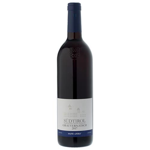Red wine Schiava Grigia DOC 2017 Muri Gries abbey 750 ml 1