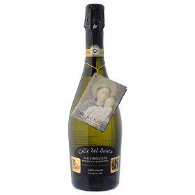 Les vins rouges et blancs: Prosecco Supérieur Valdobbiadene Colle del Santo Millésimé Extra Dry