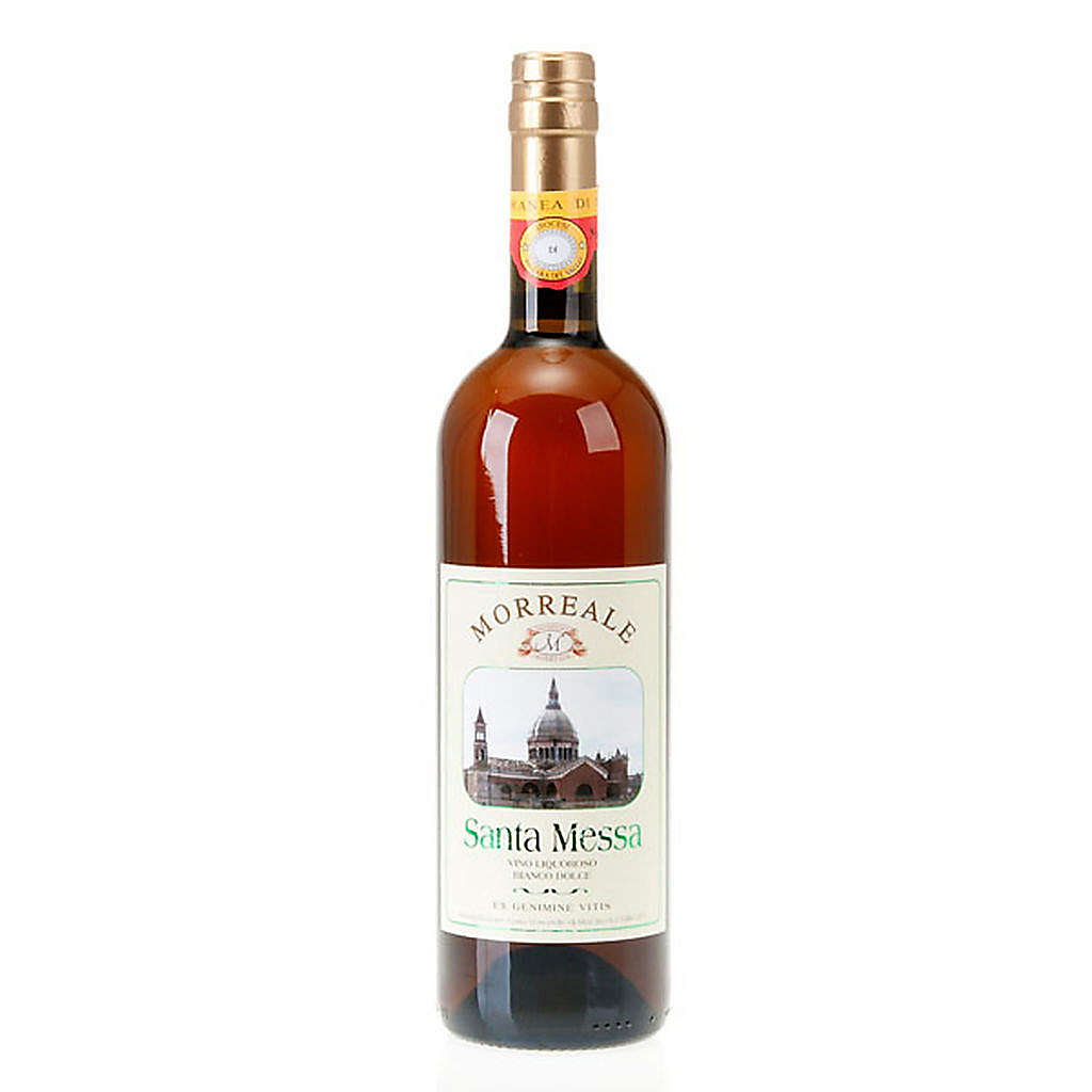 Vin de messe blanc Morreale 3