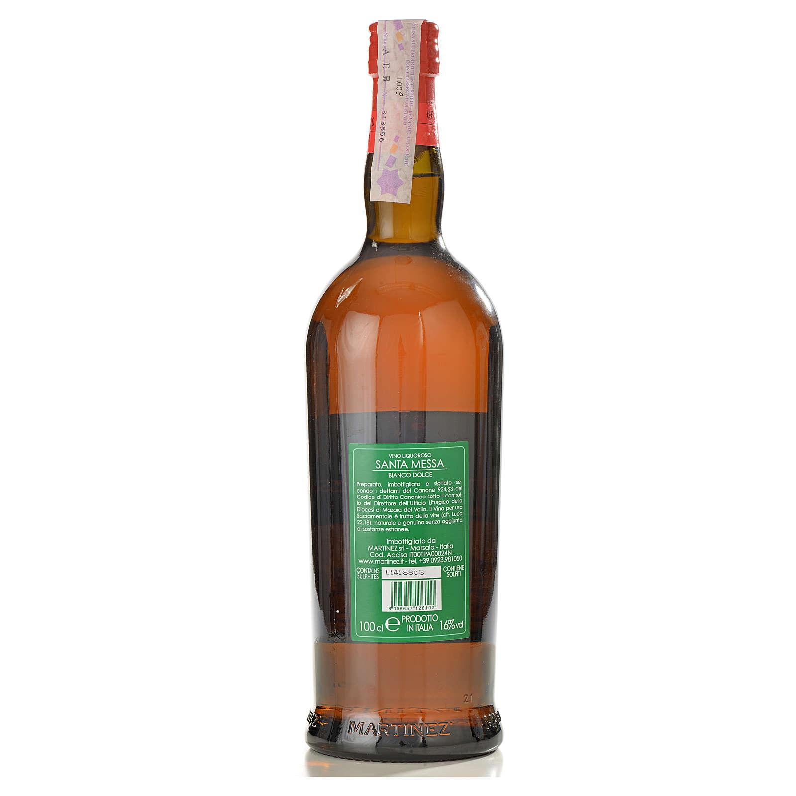 Messwein weiß süß Martinez 3