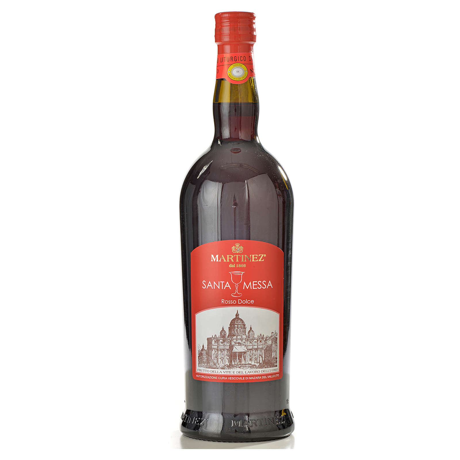 Mass wine sweet red - Martinez 3