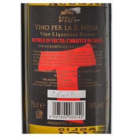 Vin de messe Marsala liquoreux blanc s4