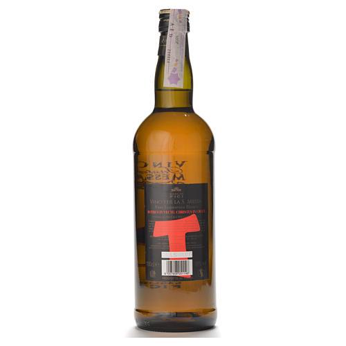 Wino mszalne Marsala Sycylia typu likier, białe 6