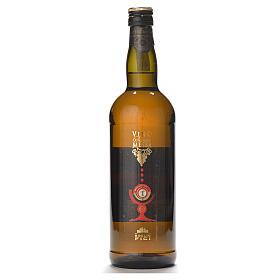 Altar wine, wine for Eucharist: Altar wine from Sicily, white Marsala