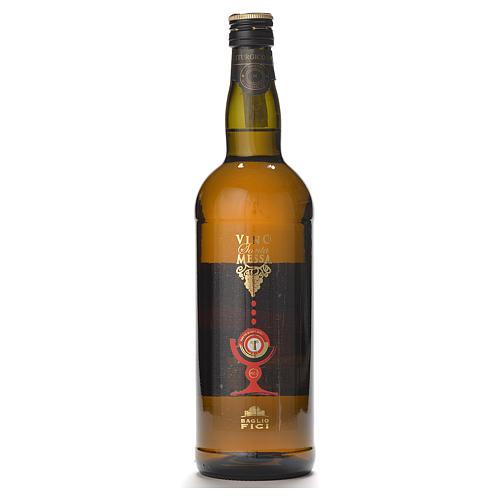 Altar wine from Sicily, white Marsala 1