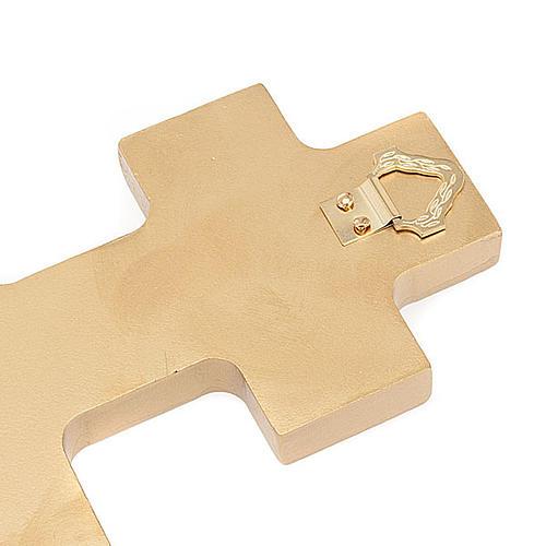 Cuadros estaciones Vía Crucis 15 piezas madera 2