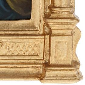 Vía crucis altar madera XV estaciones s3