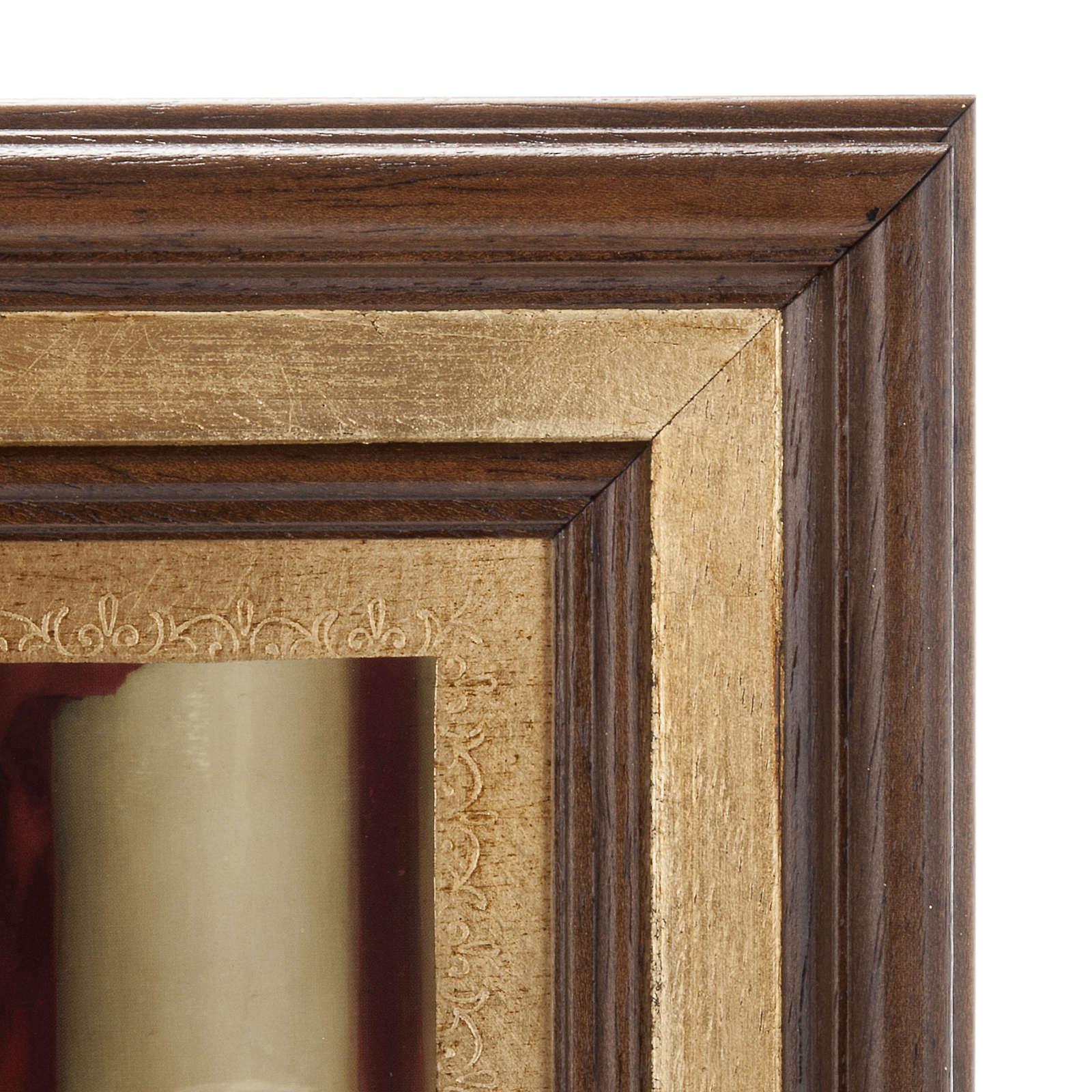 Cuadros Via Crucis madera similar pintura 15 estaciones | venta ...