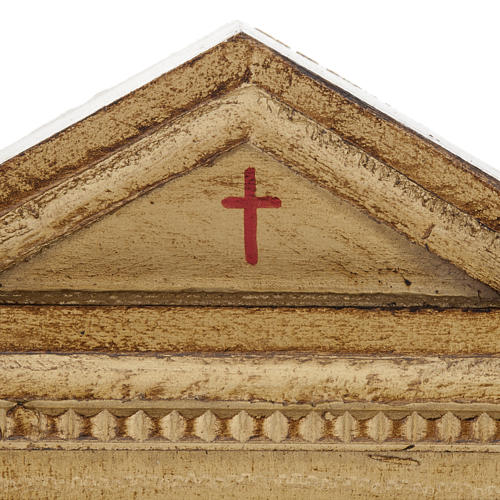 Via Crucis altar de madera XV estaciones 3