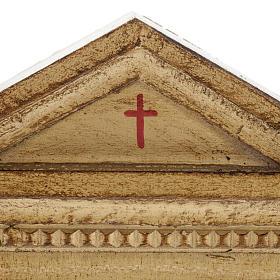 Via Crucis altarini legno XV stazioni s3