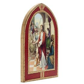 Via Sacra quadros janela catedral madeira 15 estações s3
