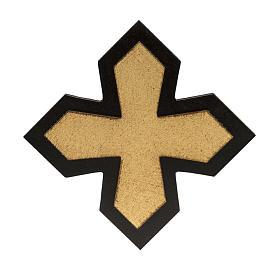 Via Crucis 14 stazioni in 2 tavole legno s6