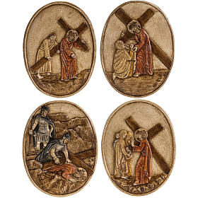 Way of the Cross in Stone by Bethleem, 15 stations s3