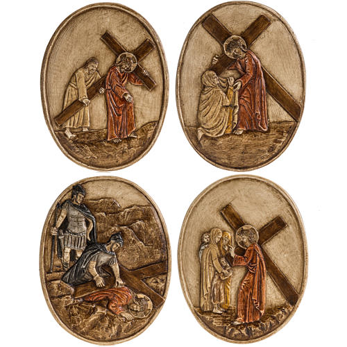 Way of the Cross in Stone by Bethleem, 15 stations 3