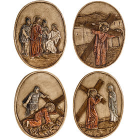 Way of the Cross in Stone by Bethleem, 15 stations s2