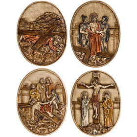 Way of the Cross in Stone by Bethleem, 15 stations s4