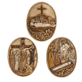 Way of the Cross in Stone by Bethleem, 15 stations s5