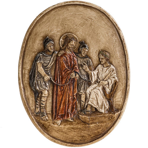 Way of the Cross in Stone by Bethleem, 15 stations 1