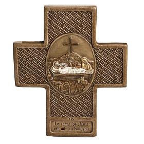 Way of the Cross in Stone cross shaped by Bethleem s2