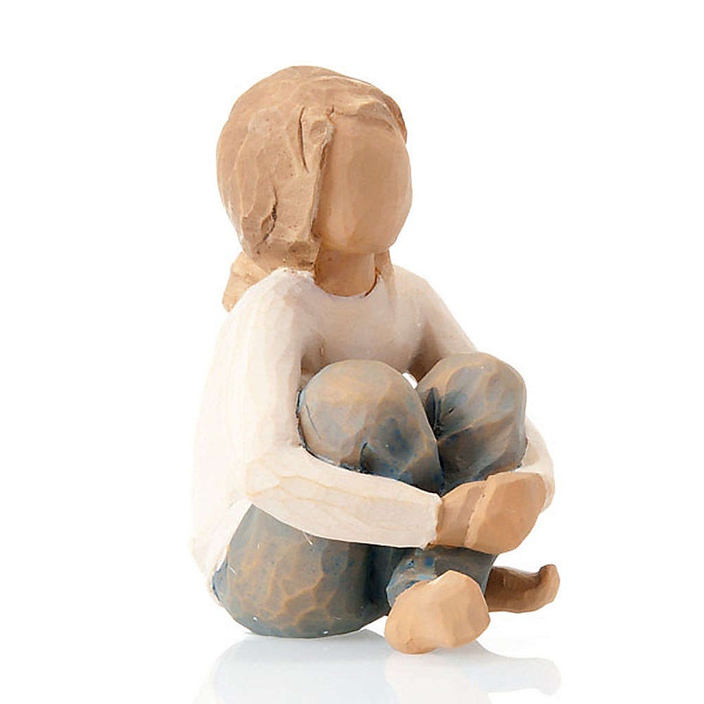 Willow Tree - Spirited Child (bimba in meditazione) 4
