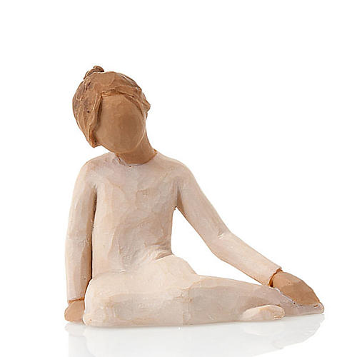 Willow Tree - Thoughtful Child (bimba pensierosa) 1