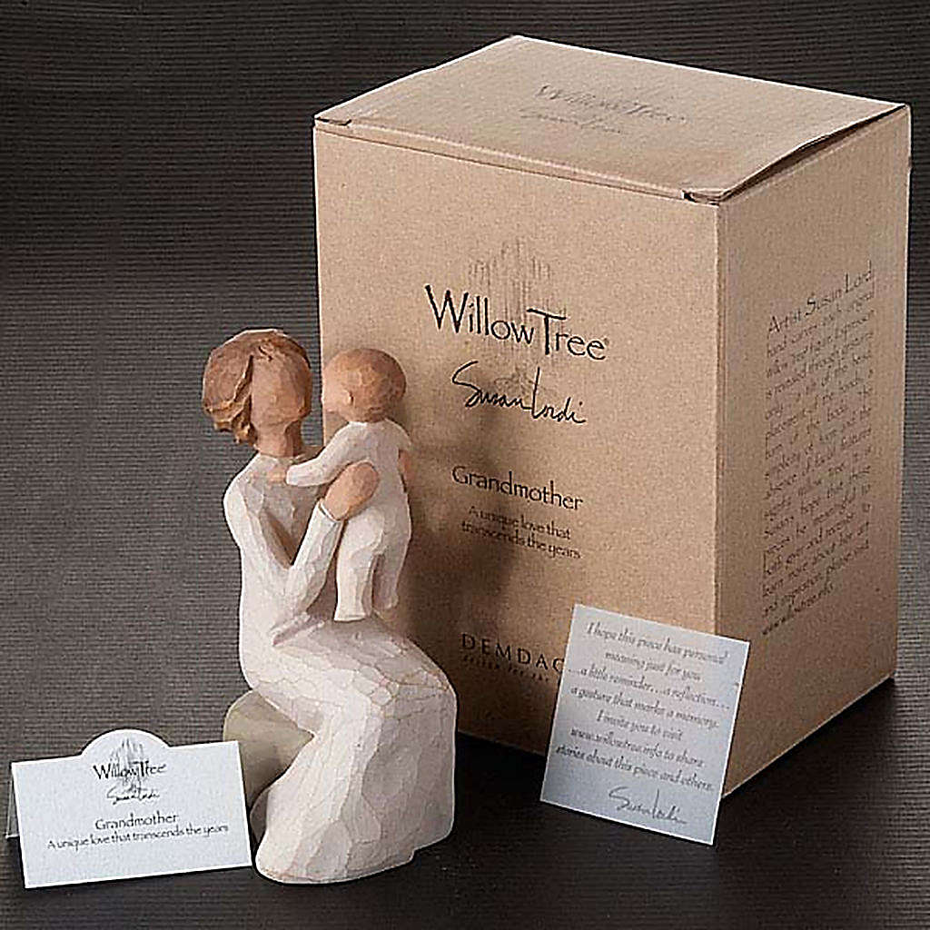 Willow Tree - Grandmother (grand mère) 4