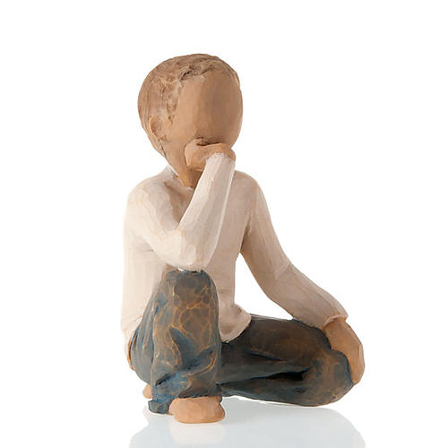 Willow Tree - Inquisitive Child (bimbo curioso) 2