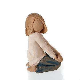 Willow Tree - Joyful child (bimba gioiosa) s3