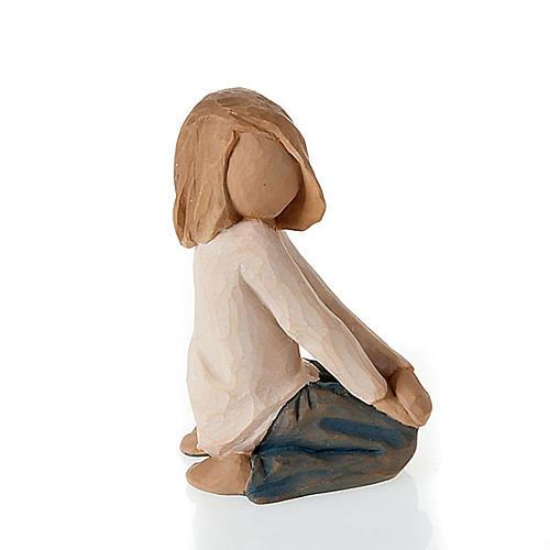 Willow Tree - Joyful child (bimba gioiosa) 3