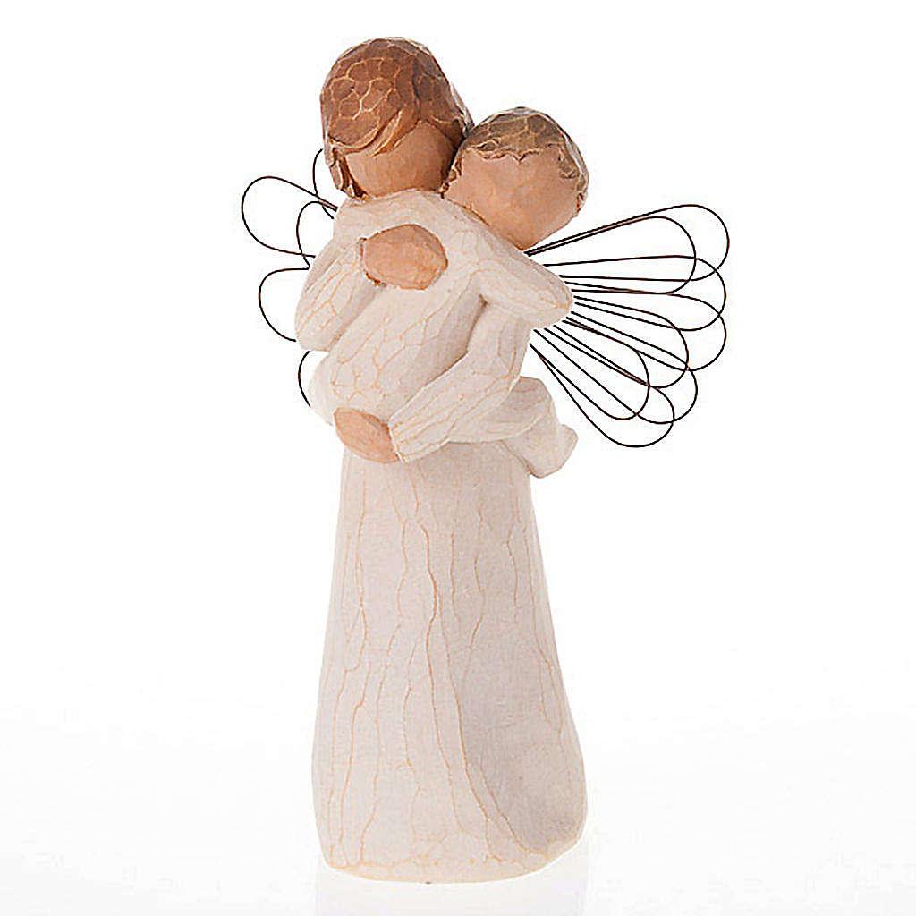willow tree angel 39 s embrace online sales on. Black Bedroom Furniture Sets. Home Design Ideas