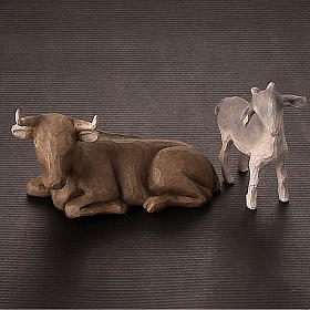 Willow Tree -  cabra y buey (Ox and goat) s3
