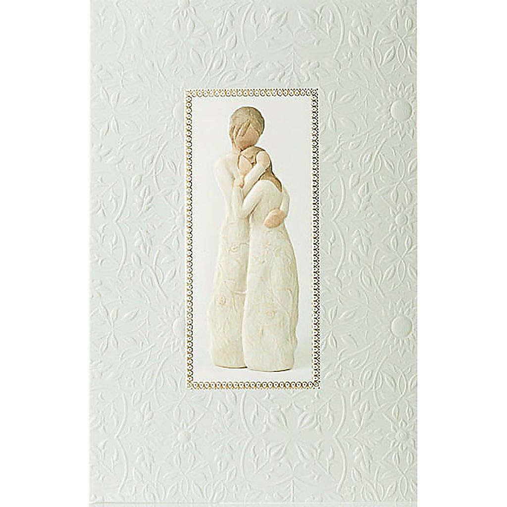 Willow Tree Card - Close to me (abbraccio materno) 21x14 4
