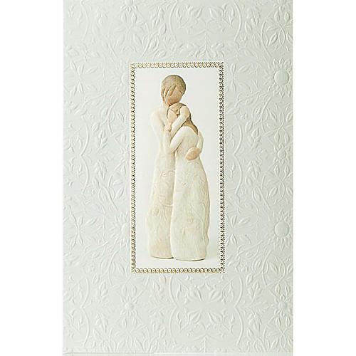 Willow Tree Card - Close to me (abbraccio materno) 21x14 1