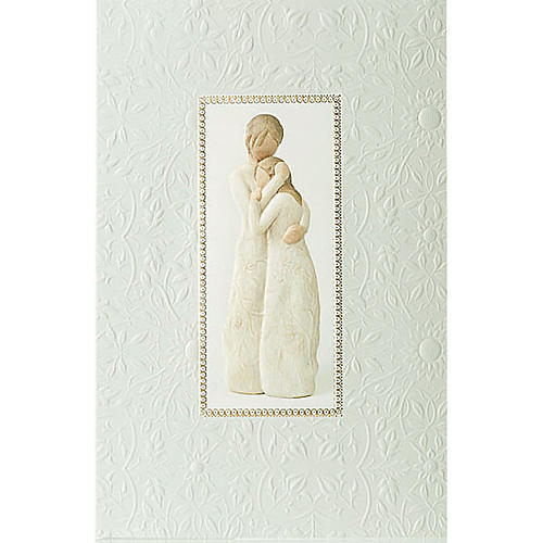 Willow Tree Card- Close to me (uścisk matki) 1