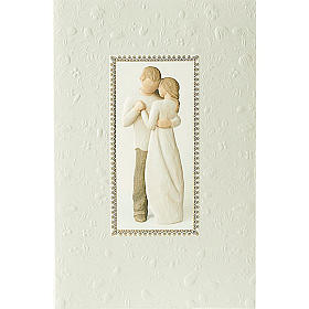 Willow Tree Card - Promise (promessa d'amore) 21x14 s1