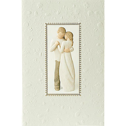 Willow Tree Card - Promise (promessa d'amore) 21x14 1